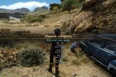 Missione Auto in panne - Sfortunati alla guida - Final Fantasy XV