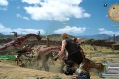 Richiesta di caccia - Bellezza ricercata - Final Fantasy XV