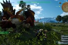 Richiesta di caccia - Campione dei cieli - Final Fantasy XV