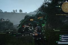Richiesta di caccia - Chi va col rospo impara a gracidare - Final Fantasy XV