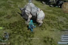 Richiesta di caccia - Corna gemelle - Final Fantasy XV