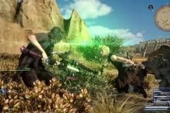 Richiesta di caccia - Divoratori tra la sabbia - Final Fantasy XV