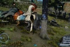 Richiesta di caccia - L'errante di Rydielle - Final Fantasy XV