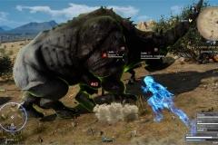 Richiesta di caccia - Il corno vince sui muscoli - Final Fantasy XV