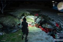 Richiesta di caccia - Il ghiottone di Vannath - Final Fantasy XV