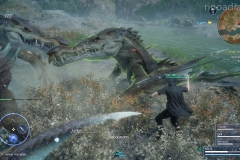 Richiesta di caccia - Il male non vincerà - Final Fantasy XV