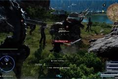 Richiesta di caccia - Il mucchio selvatico - Final Fantasy XV