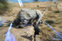 Richiesta di caccia - La tragedia di un novellino - Final Fantasy XV