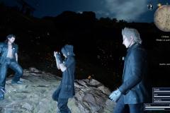 Richiesta di caccia - Ombre nel tunnel - Final Fantasy XV
