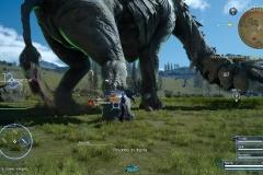 Richiesta di caccia - Panico nella palude! Il gigante si risveglia - Final Fantasy XV