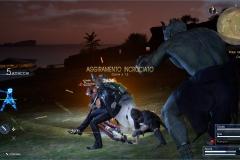 Richiesta di caccia - Passi nell'oscurità - Final Fantasy XV