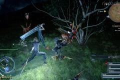 Richiesta di caccia - Pungiglione infuriato - Final Fantasy XV
