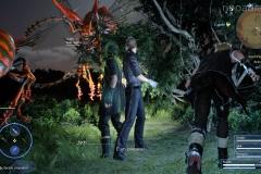 Richiesta di caccia - Sovrane iraconde - Final Fantasy XV