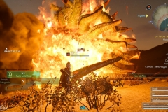 Richiesta di caccia - Un fetore senza limiti - Final Fantasy XV