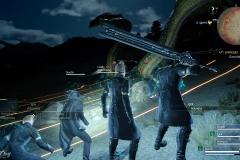 Richiesta di caccia - Un presagio strisciante - Final Fantasy XV