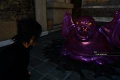 Richiesta di caccia - Un re in fuga - Final Fantasy XV