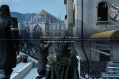 Chance fotografica - Al ristorante - Final Fantasy XV