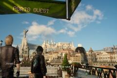 Chance fotografica - Architettura Altissiana - Final Fantasy XV