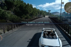Chance fotografica - La grande cascata - Final Fantasy XV