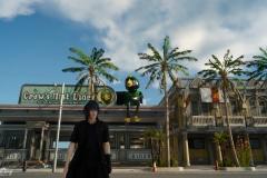 Chance fotografica - Kenny - Final Fantasy XV