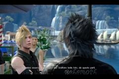 Chance fotografica - La darsena - Final Fantasy XV