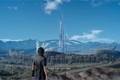 Chance fotografica - La faglia fiammante - Final Fantasy XV