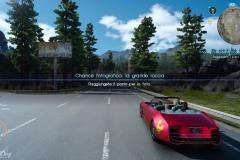 Chance fotografica - La grande roccia - Final Fantasy XV
