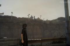 Chance fotografica - Lestallum- Final Fantasy XV