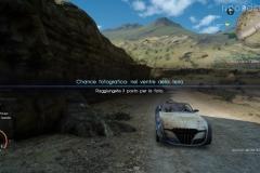 Chance fotografica - Nel ventre della terra - Final Fantasy XV