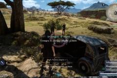 Missione di Dave - Un angolo di ricordi - Final Fantasy XV