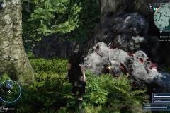 Missione - Sprezzo del pericolo - Final Fantasy XV
