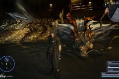 Zona pericolosa - Canali di Crestholm - Final Fantasy XV