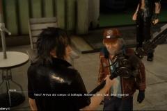 L'inarrestabile Cid Sophiar- Final Fantasy XV