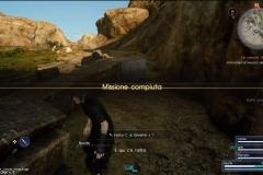 Missione Indizi del Mistero 3 - Final Fantasy XV