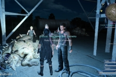 Missione secondaria - Caccia coraggiosa per l'armeria - Final Fantasy XV