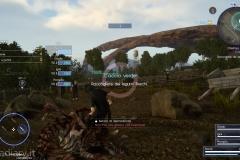 Missione secondaria - Caccia verde - Final Fantasy XV