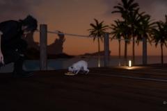 Missione - Un gatto da sfamare - Final Fantasy XV