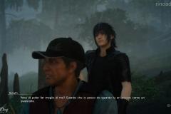 La strada del pescatore - Final Fantasy XV