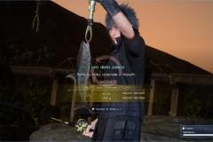 Missione - L'ora della pesca - Final Fantasy XV