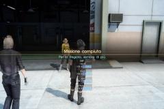 Missione - Per la Regalia, sempre di più - Final Fantasy XV