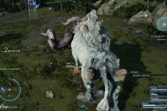 Missione di Randolph - La leggenda maledetta - Final Fantasy XV
