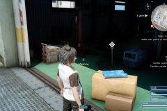 Missione - Verso terre sconosciute - Final Fantasy XV