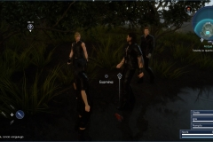 Missione - Acque gracidanti - Final Fantasy XV