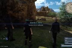 Missione di soccorso - Quando si trema - Final Fantasy XV