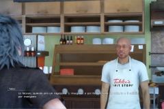 Missione secondaria (Takka) - Emergenza in cucina - Final Fantasy XV