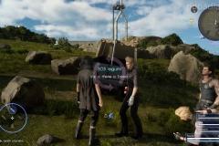 Missione secondaria - SOS legumi - Final Fantasy XV