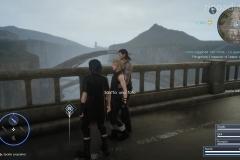 Missione secondaria - La guerra degli dei - Final Fantasy XV