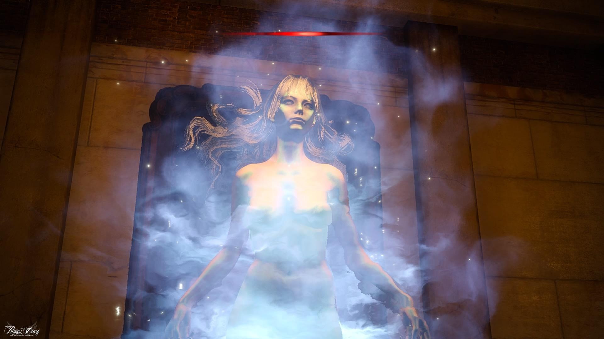 Il quadro posseduto - Missione secondaria - Final Fantasy XV