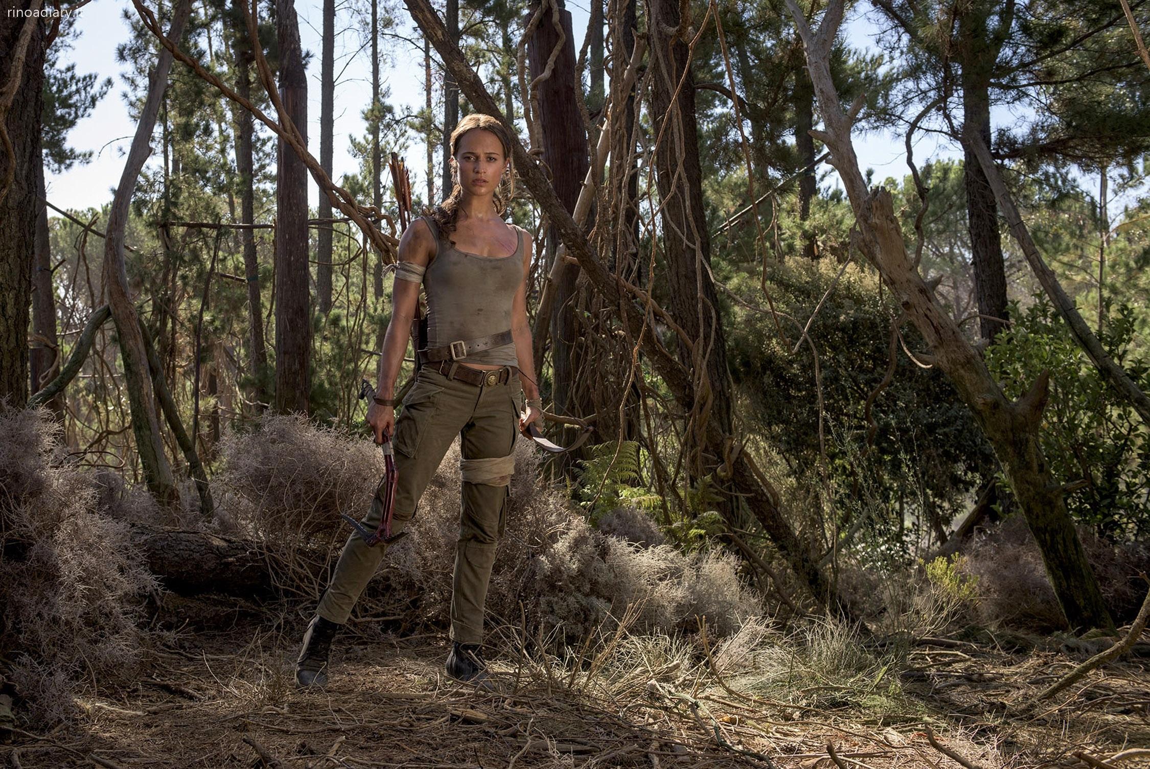 Tomb Raider (film) #1