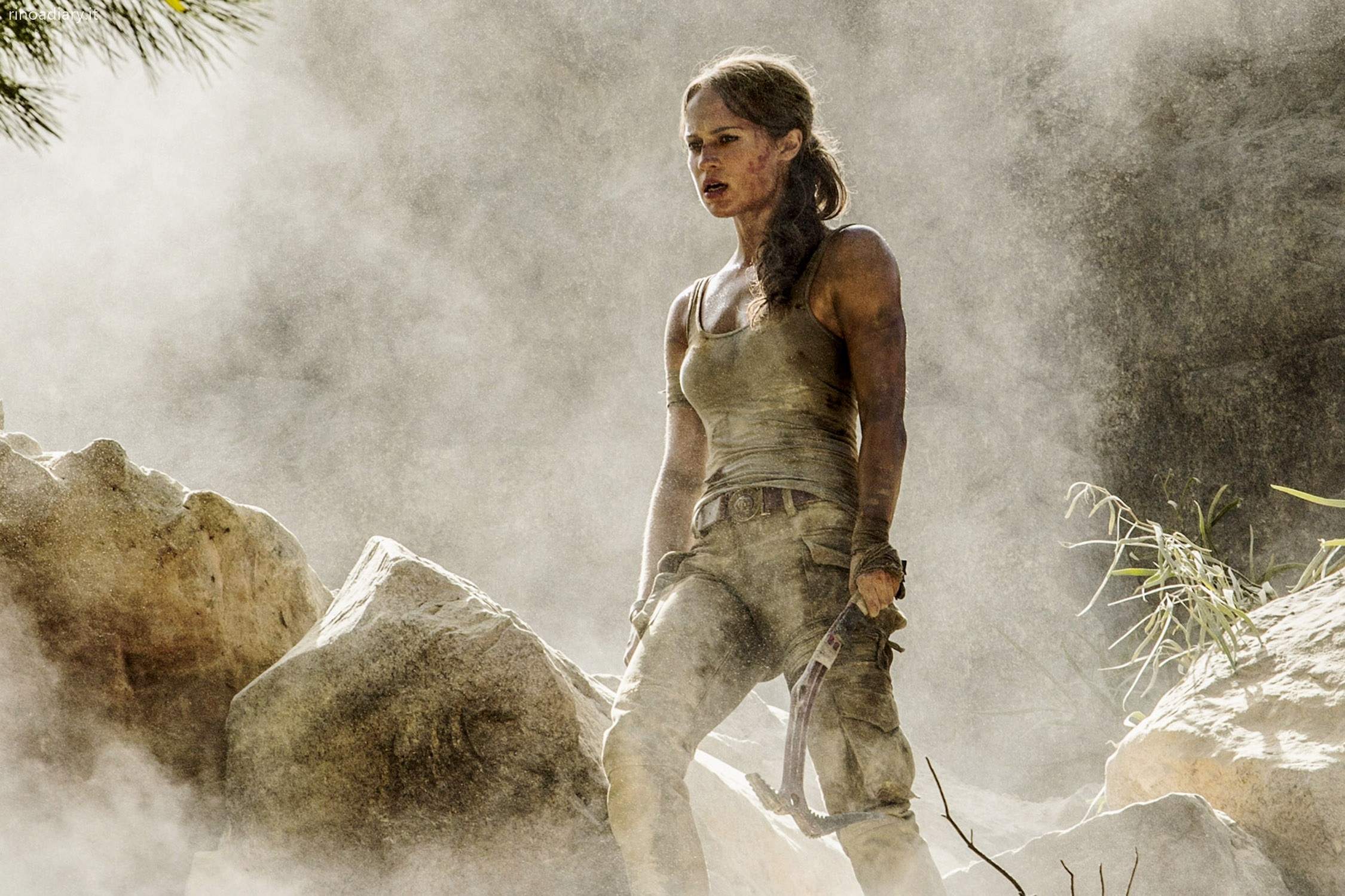Tomb Raider (film) #2